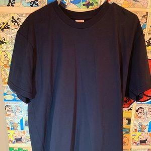 Supreme Shirt (Navy Blue)